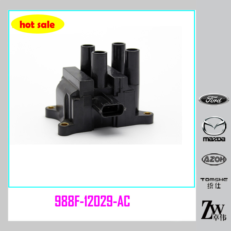 Car Parts toks Ignition Coil 988F-12029-AC,988F-12029-AB pack for German Cars