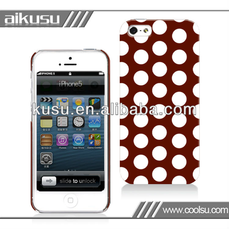 Hotselling!! brand name phone case for iphone 5