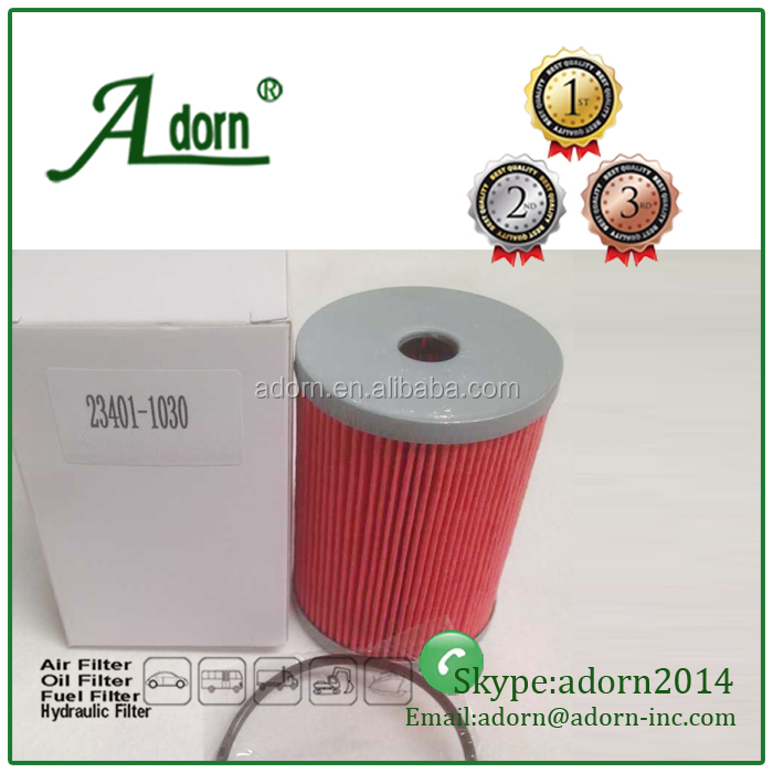 brand name fuel filter for hino trucks 23401-1030