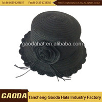 China goods wholesale eco-friendly paper straw hat