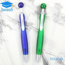 Promotional/conductive electric pen/lovely ballpoint pen for kids