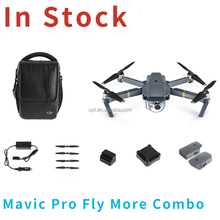 DJI Drone Mavic Pro fly more combo Foldable with , FPV long range RC,4K HD photography, Proffessional Mini in stock