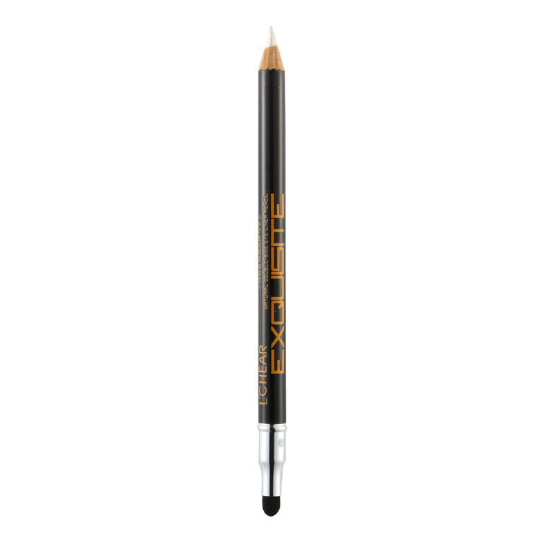 LCHEAR Easy Apply Glitter Eyeliner Pencil Private Label Low MOQ Eyeliner <strong>Manufacturing</strong>