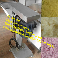 Stainless steel garlic ginger grinding machine/garlic grinder machine for garlic paste