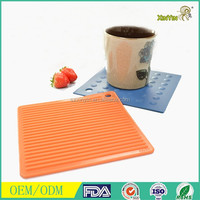 2017 Eco Friendly Waterproof Material Agate Bar Coaster
