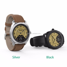 2017 New arrival design Fashion Fitness Watchproof watch heart rate blood pressure monitor smart watch phone
