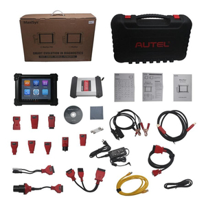 Automotive universal diagnostic tools AUTEL MaxiSys Elite Support J2534 ECU Preprogramming Update From MS908P PRO