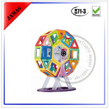 40PCS Popular Magnetic Building Shapes Toys For Sale