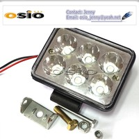 3'S Fog Light 8V~36V 18W High Power LED AUTO LIGHT