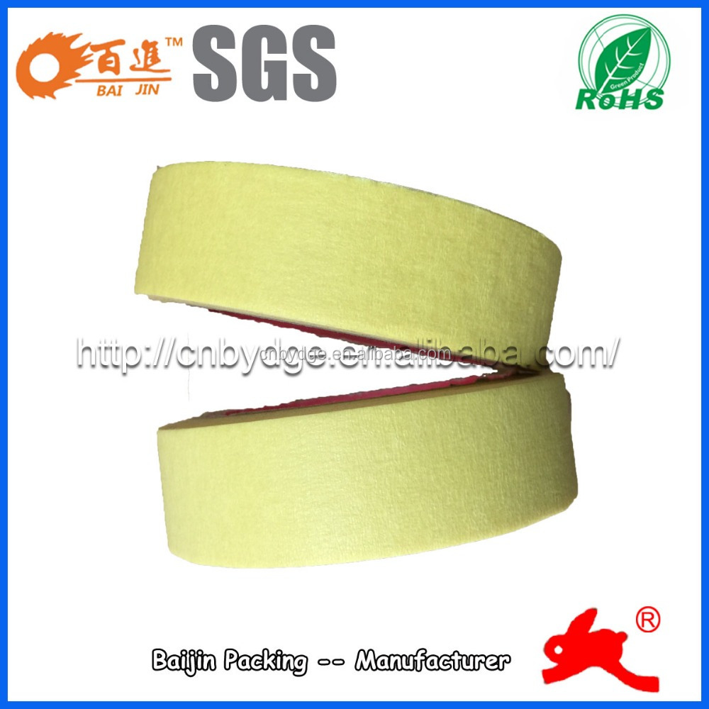 hot sals high quality masking tape