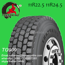 High quality Transking brand truck tyre factory, china tbr tyer