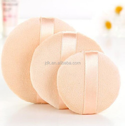 For Makeup Purpose Perfect Velour Cotton Cosmetic Powder Puff
