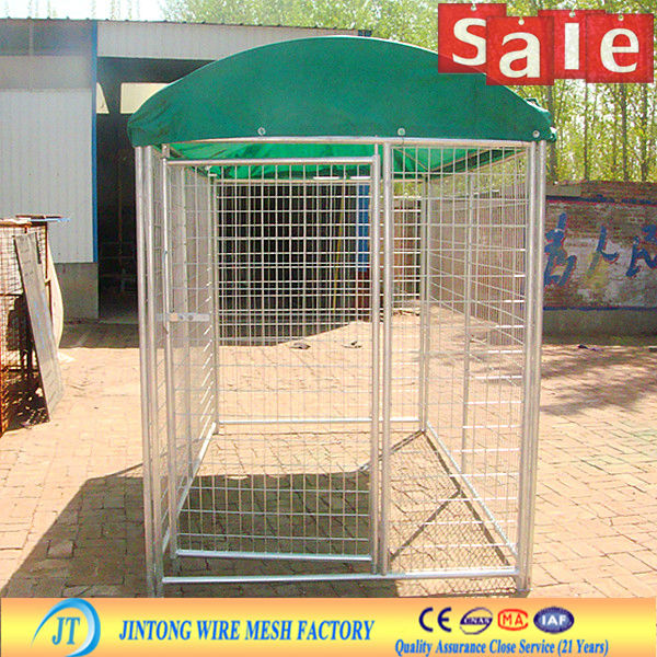 JT hot sale outdoor dog run fence/temporary fence with 21 years Professional manufacturer