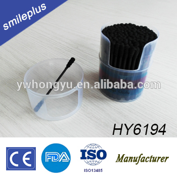 HY6194 Separated Unscrew Plastic Box Paper Stick Spiral Cotton Swab