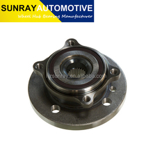 Front Wheel Hub Bearing 513309 fits 07-15 Mini Cooper 31226776671 31226776162 BR930677 Both Driver & Passager Side w/ ABS