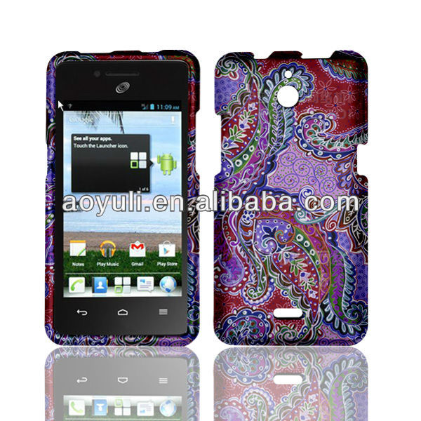 case for Huawei H881c, shockproof PC phone case