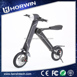 Horwin 18kg new smart Intelligent toys electric folding bike to use after drinking