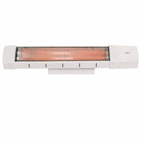 wall mounted quartz heater QH-80H electric heater Cixi factory pull control