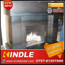antique compact popular water heating fireplace