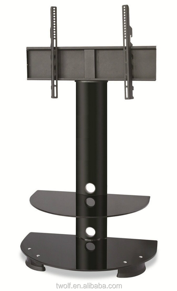 Table Top Class and Metal TV Stand / TV lift mechanism ZAL016