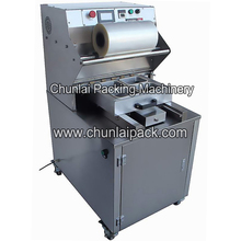 AS-2 Snack food boxes tray sealing machine
