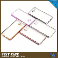 Cheap price Shockproof phone case electroplated tpu case for samsung galaxy s5 made in china