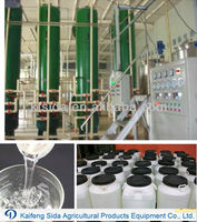 Full automatic rice glucose syrup Processing Equipment|starch syrup Machine turnkey project