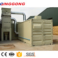 100% Quality Assurance 20ft\40ft Container Sand\Grit Blasting Room
