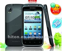 "Factory cheapest 4.1"" 3G MTK6573 smart phone"