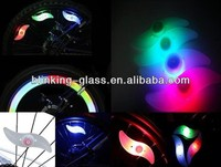 HOT SELL! Bicycle wheel decoration led lights for bike