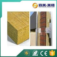 Mineral rock wool cravity wall insulation price