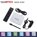 2017 full HD TV decoder with IKS free Tocomfree I928ACM support H.265 wifi antenna for south America