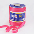 100% Single Fold Polyester Satin Bias Binding Tape