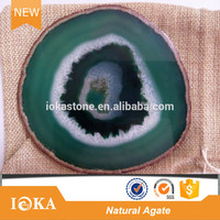 Beautiful Agate Accessories Natural Agate Coaster