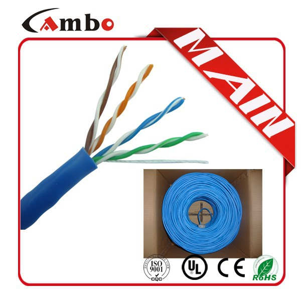 Made in China UTP Comm Scope cat5e cable