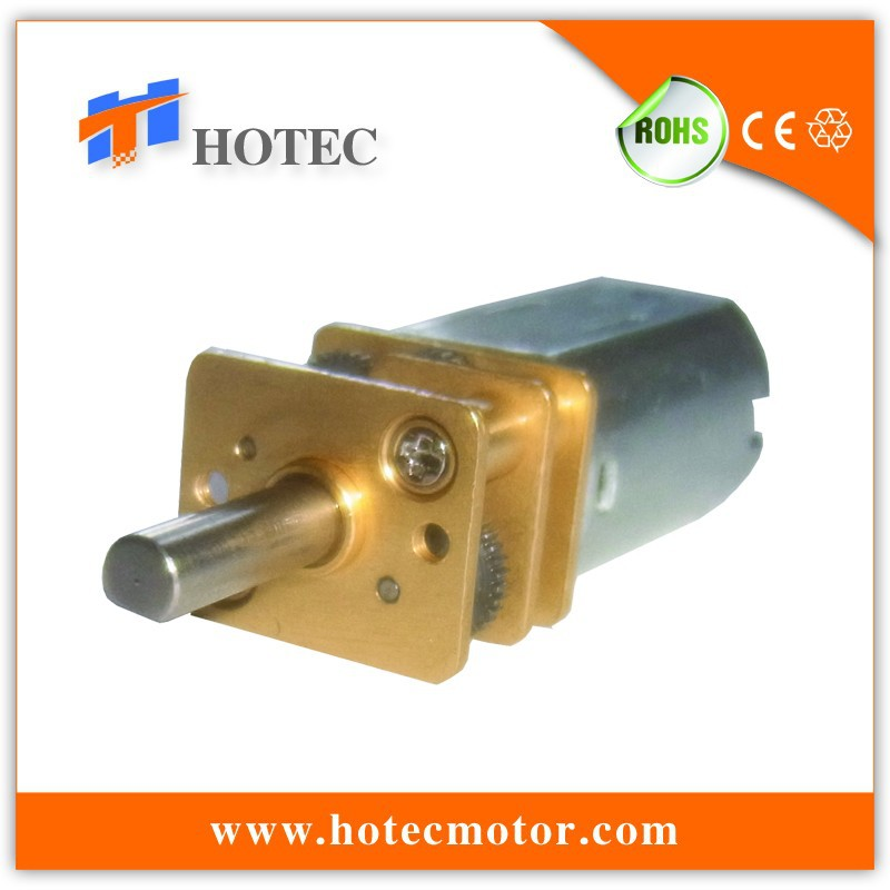 reliable long life 4.5V DC geard magnet motors