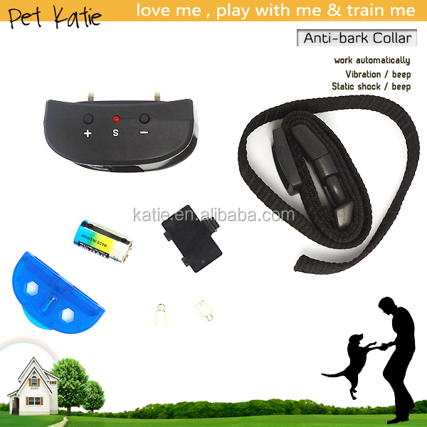 Novelty Pet Supplies Effective Cheap Price Little Dog Anti Bark Collar