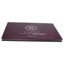 10 inch LCD screen greeting video brochure card mailer in A4 paper size for company introduction