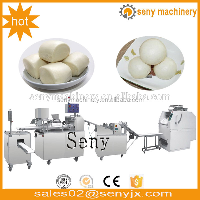 Low Price Automatic Steamed Stuffed Bun Making Machine