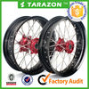 Tarazon aluminium alloy wheel motorcycle 17