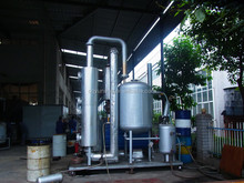 Waste Oil Refinery Plant/Used Hydraulic Oil Filtration Equipment/Regeneration Engine Oil Machine