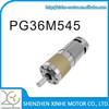 36mm 12v stepping motor planetary gear motor high torque low rpm planetary