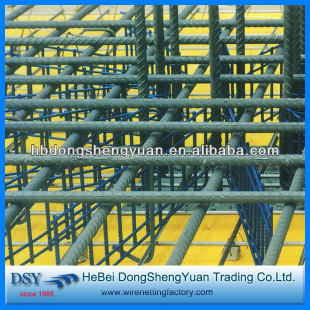 (28 years history factory ) high quality reinforced welded mesh panel /galvanized steel bar reinforced welded panel