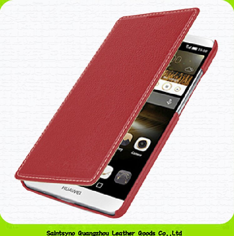 2015 Luxury Genuine Leather Phone Cases for iPhone 6 15092
