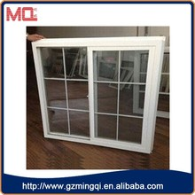 New Customized PVCWindow Grill Design,safety window grill design for sliding window