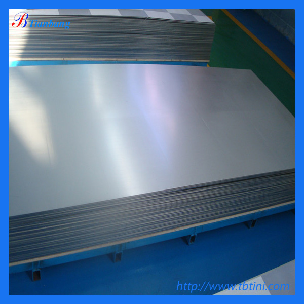 Factory Supply Low Price ASTMB168 Inconel 601 Nickel Plate/Sheet