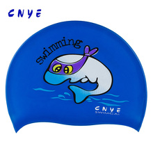 best selling Without Printed Logo cheap swim cap