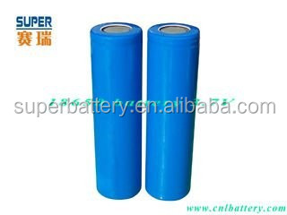 Factory outlet rechargeable 3.7v 1800mah 18650 li-ion battery