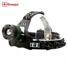 CP Passerby GD18 explosion proof headlamp 800lumen zoomable portable headlight motorcycle head lamp