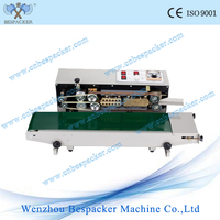 FR-900 Plastic body full automatic sealing machine price